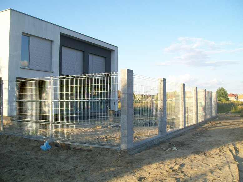 pro ogrodzenia panelowe 2